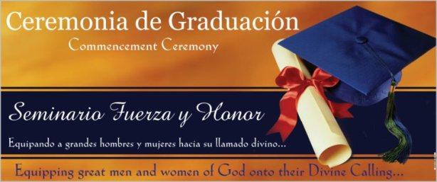 Seminario Fuerza y Honor- Ceremonia de Graduación 2014